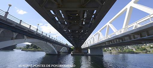 As novas Pontes de Pontesampaio